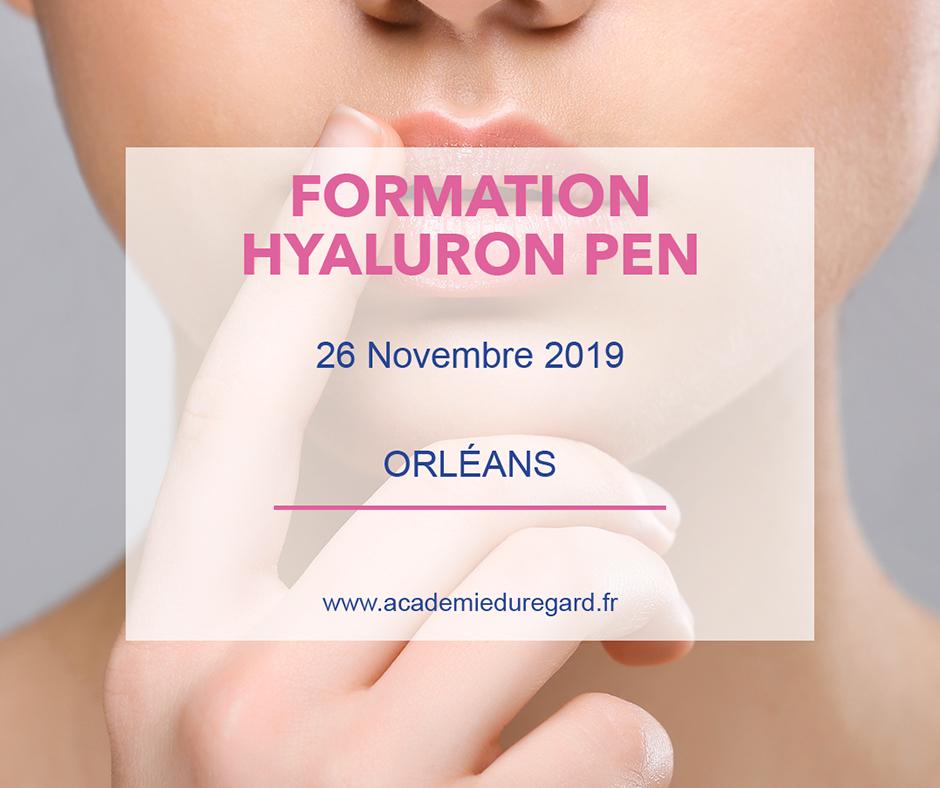 Formation Hyaluron pen