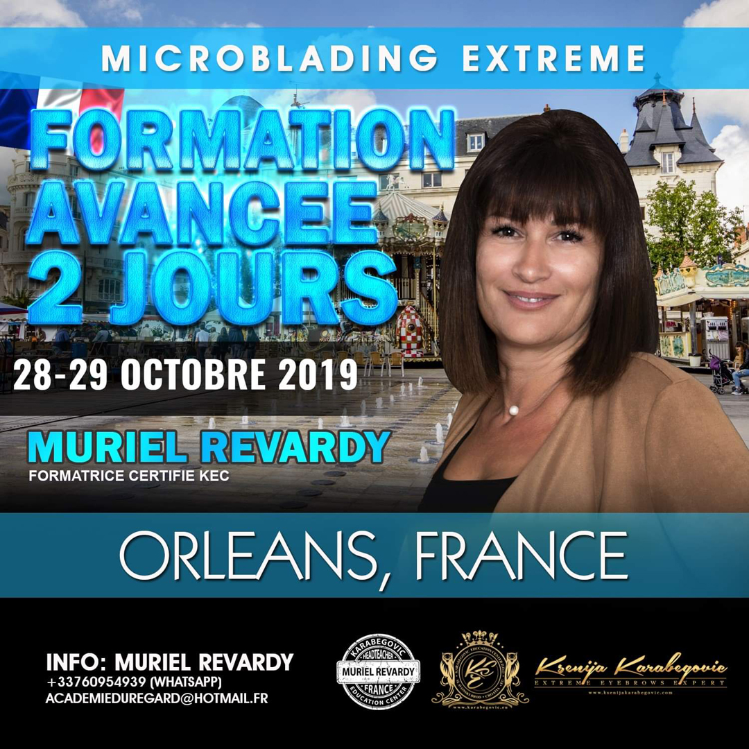 Formation Microblading Orléans